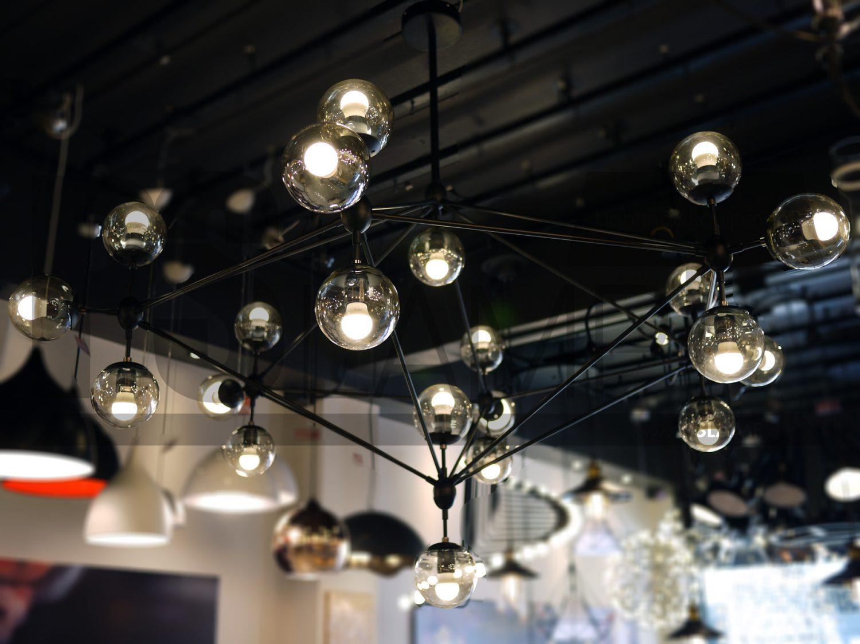 โคมไฟระย้า โคมไฟเพดาน โคมไฟแขวน โคมไฟโมเดิร์น โคมไฟช่อ LFC1019