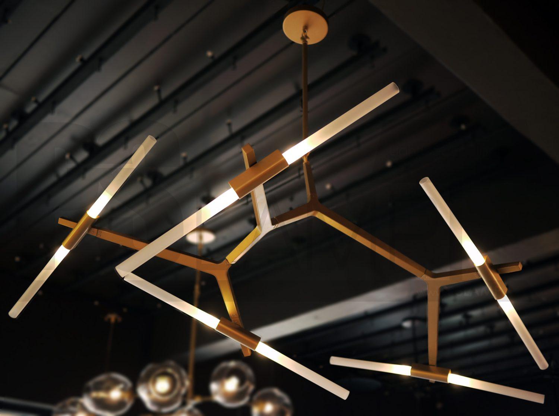 โคมไฟระย้า โคมไฟเพดาน โคมไฟแขวน โคมไฟโมเดิร์น โคมไฟช่อ LFC1001