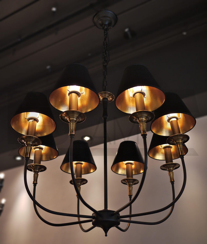 โคมไฟระย้า โคมไฟเพดาน โคมไฟแขวน โคมไฟโมเดิร์น โคมไฟช่อ LFC1007
