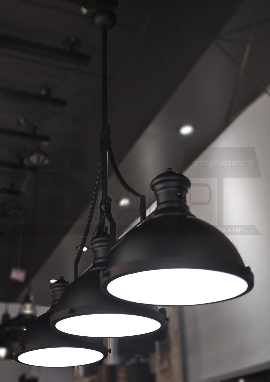 โคมไฟระย้า โคมไฟเพดาน โคมไฟวินเทจ โคมไฟลอฟท์ LOFT LFB1004