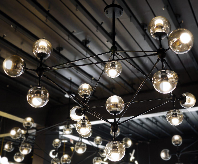 โคมไฟระย้า โคมไฟเพดาน โคมไฟแขวน โคมไฟโมเดิร์น โคมไฟช่อ LFC1018