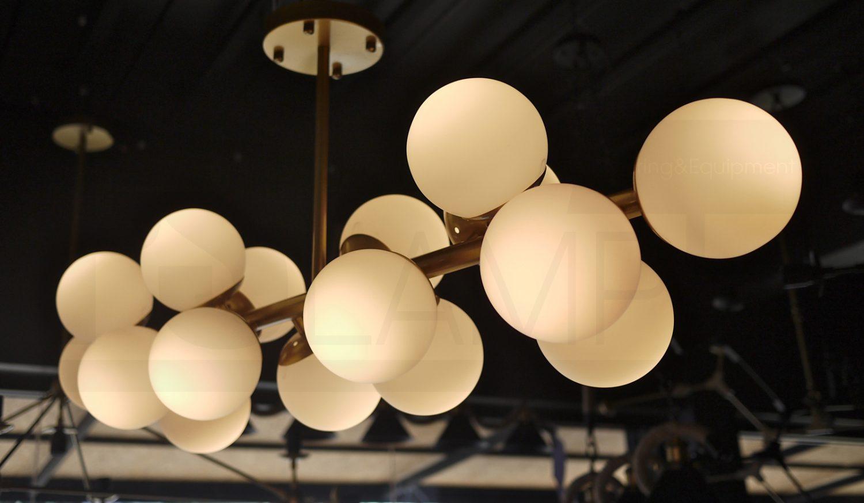 โคมไฟระย้า โคมไฟเพดาน โคมไฟแขวน โคมไฟโมเดิร์น โคมไฟช่อ LFC1020