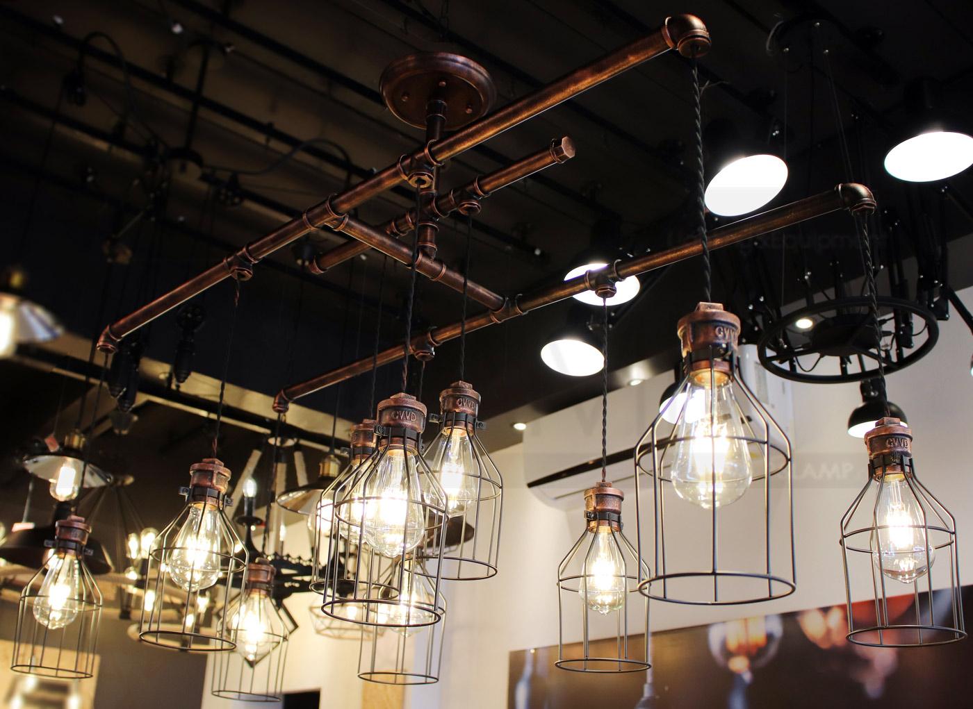 โคมไฟวินเทจ ขายโคมไฟ โคมไฟโมเดิร์น ร้านขายโคมไฟ โคมไฟราคาถูก PIPETO-10