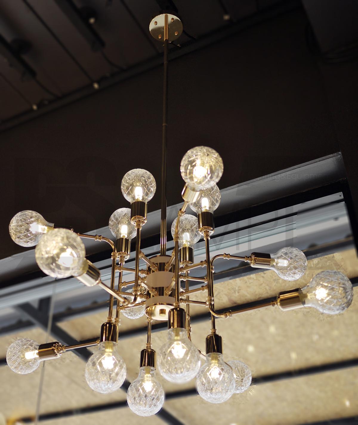 โคมไฟระย้า โคมไฟเพดาน โคมไฟแขวน โคมไฟโมเดิร์น โคมไฟช่อ LFC1022