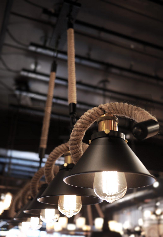 โคมไฟระย้า โคมไฟเพดาน โคมไฟวินเทจ โคมไฟลอฟท์ LOFT LFB1019