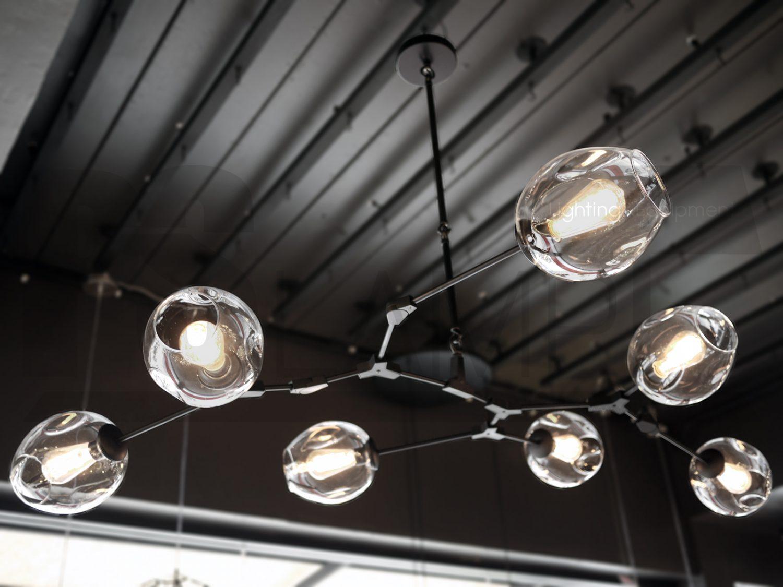 โคมไฟระย้า โคมไฟเพดาน โคมไฟแขวน โคมไฟโมเดิร์น โคมไฟช่อ LFC1026