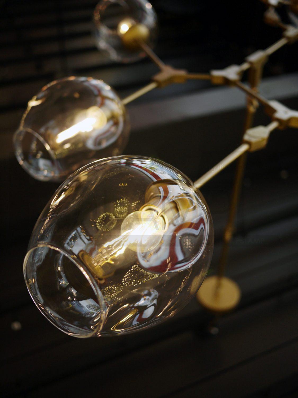 โคมไฟระย้า โคมไฟเพดาน โคมไฟแขวน โคมไฟโมเดิร์น โคมไฟช่อ LFC1027