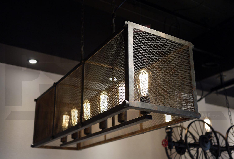 โคมไฟระย้า โคมไฟเพดาน โคมไฟวินเทจ โคมไฟลอฟท์ LOFT LFB1010