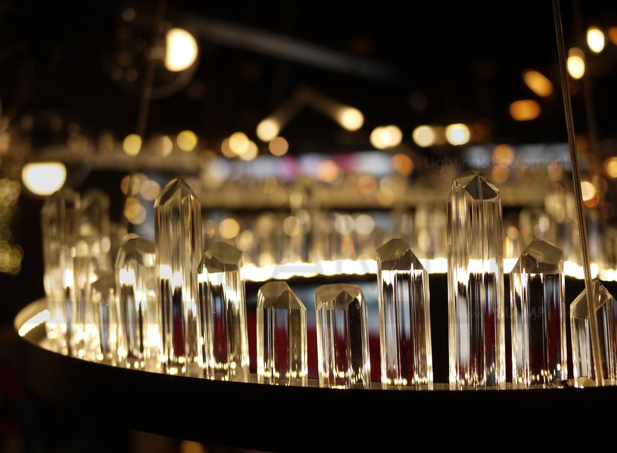 โคมไฟระย้า โคมไฟเพดาน โคมไฟแขวน โคมไฟโมเดิร์น โคมไฟช่อ LFC1030