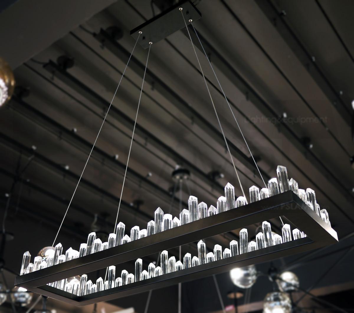 โคมไฟระย้า โคมไฟเพดาน โคมไฟแขวน โคมไฟโมเดิร์น โคมไฟช่อ LFC1031