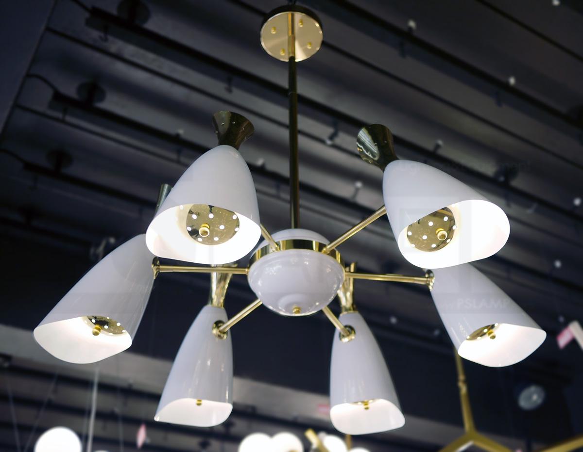 โคมไฟระย้า โคมไฟเพดาน โคมไฟแขวน โคมไฟโมเดิร์น โคมไฟช่อ LFC1009