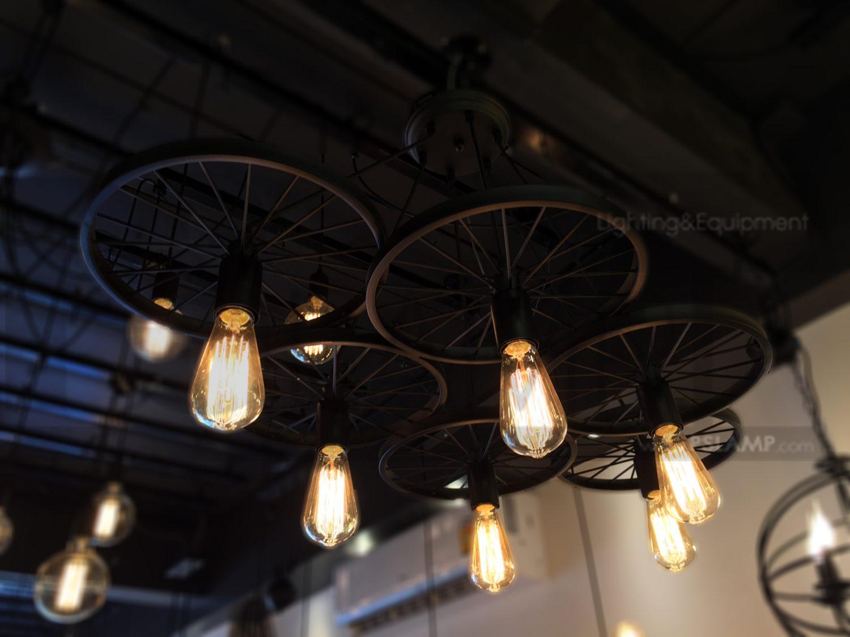 โคมไฟระย้า โคมไฟเพดาน โคมไฟวินเทจ โคมไฟลอฟท์ LOFT LFB1006