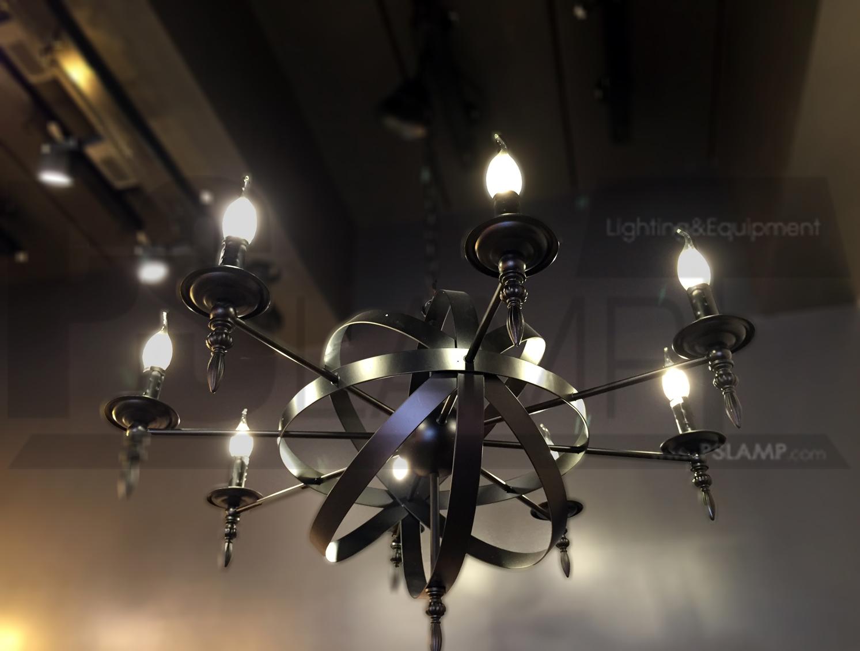 โคมไฟระย้า โคมไฟเพดาน โคมไฟวินเทจ โคมไฟลอฟท์ LOFT LFB1001
