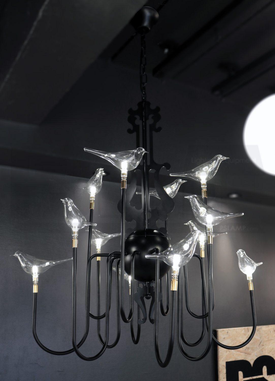 โคมไฟระย้า โคมไฟเพดาน โคมไฟแขวน โคมไฟโมเดิร์น โคมไฟช่อ LFC1042