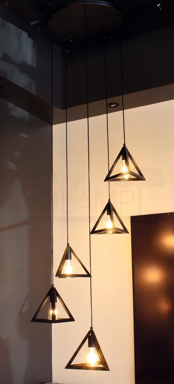 โคมไฟห้อย-โคมไฟแขวน-ร้านโคมไฟ-ร้านขายโคมไฟ-TRIX-BK-T5-4