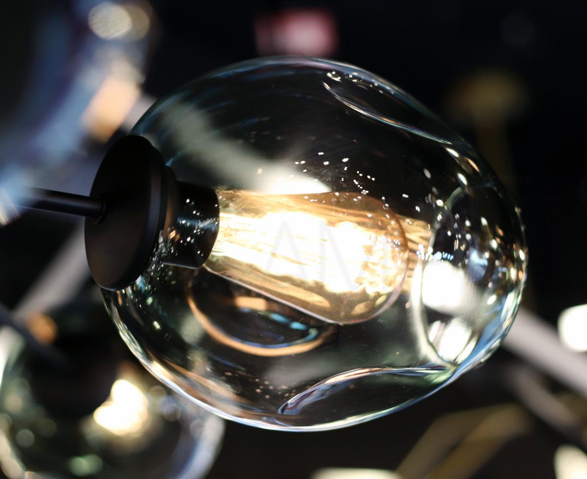 โคมไฟห้อย โคมไฟแขวน ร้านโคมไฟ ร้านขายโคมไฟ VELVET-7-BK-SGL-5