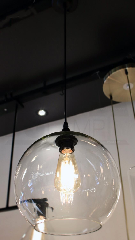 โคมไฟห้อย โคมไฟแขวน โคมไฟลอฟท์ โคมไฟระย้า KLEAR-25-4